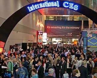 Le CES 2011 à Las Vegas