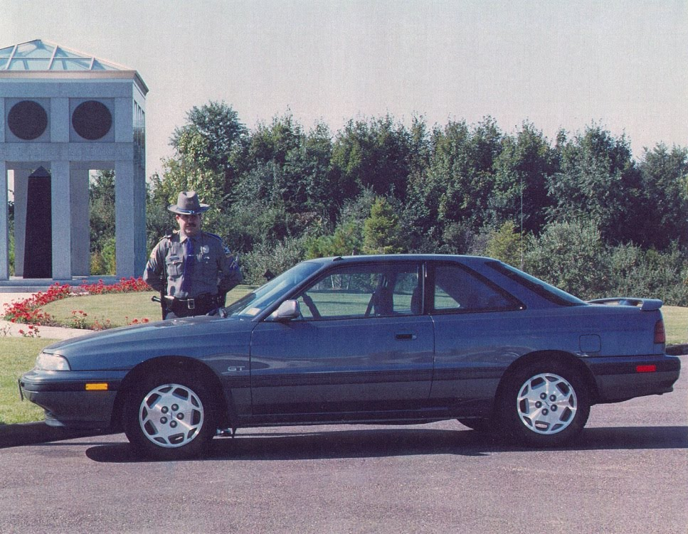 Tamerlane S Thoughts Connecticut State Police Mazda Mx 6
