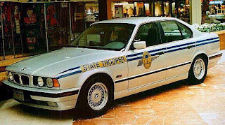 Tamerlane S Thoughts South Carolina And Georgia Bmw Police Cars