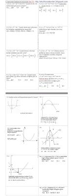 Matematik 2.dereceden denklemler testi