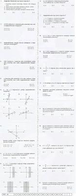 7.sinif matematik analitik dA?zlem sorulari testi