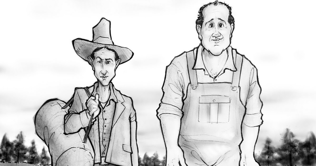 a character sketch of the story of mice and men Character analysis of mice and men by john steinbeck english 10 mr dooley character analysis  a character in john steinbeck's the grapes of wrath  a short story unit character analysis:.