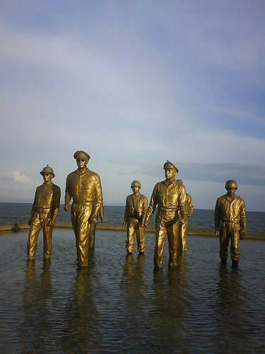 Ang Mac Arthur Landing Memorial sa Palo, Leyte