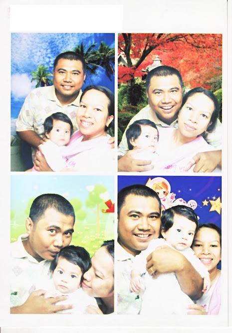 """Robby""""s family"""