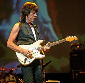 CAIO MATTOS EXPERIENCE: Rock News: Jeff Beck - Disco novo em LP duplo ...