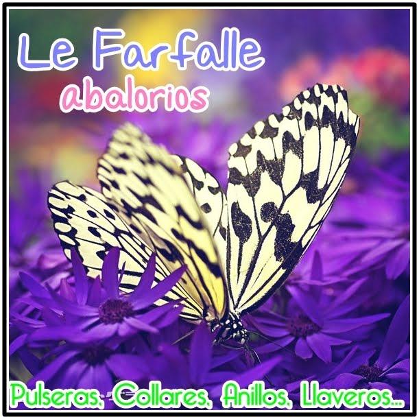 Le Farfalle Abalorios