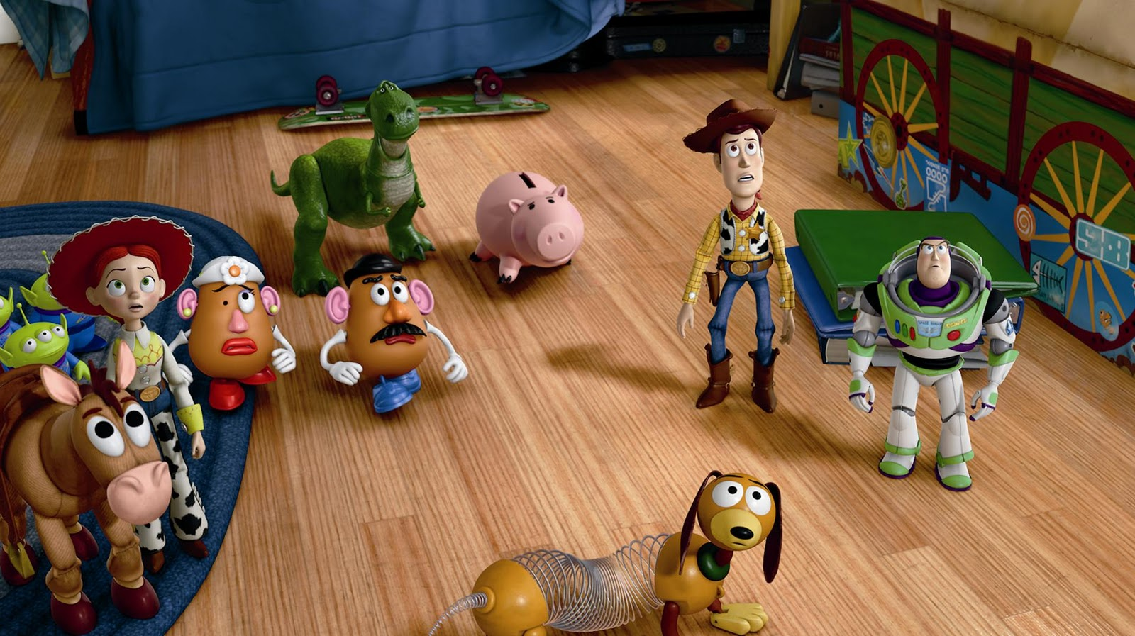 directed by Lee Unkrich Childhood Ruined Toy Story