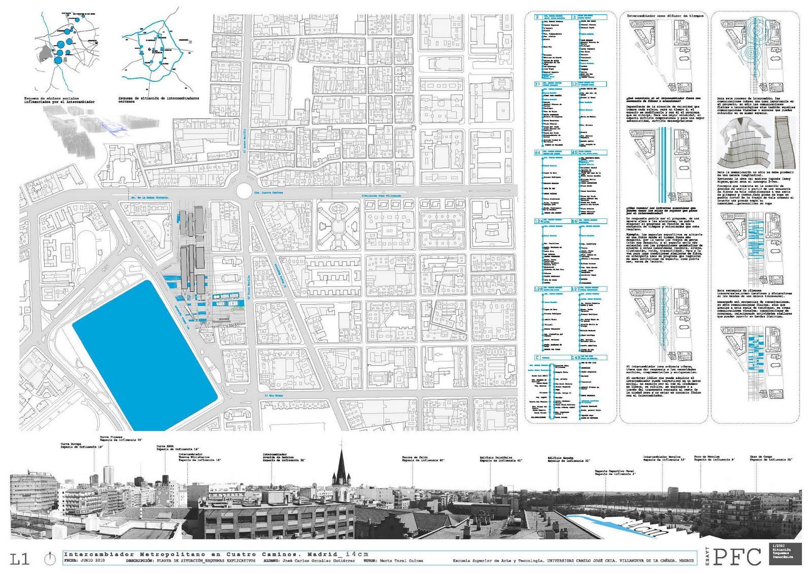 30 arquitectura proyecto fin de carrera for Arquitectura anos de carrera