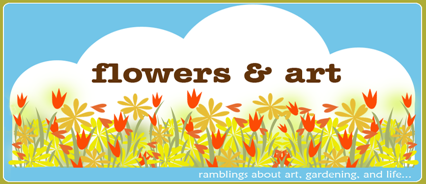 Flowers &amp; Art