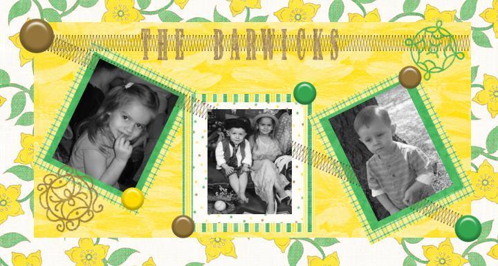 The Barwick's
