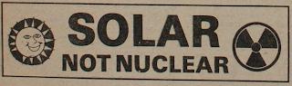 solar not nuclear
