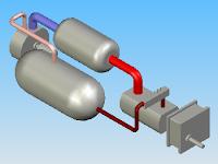 Simplified Adams Engine