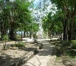 Dumanjug, Plaza