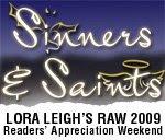 Lora Leigh RAW 2009
