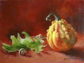 Little Fall Still Life, by Anna Rose Bain