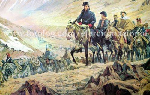 Ejército Argentino misión y doctrina
