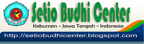 SETIO BUDHI CENTER KEBUMEN