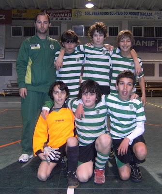 VI Torneio Indoor: Escolas I