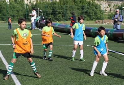 Escolas B: Taça Academia Sporting IV