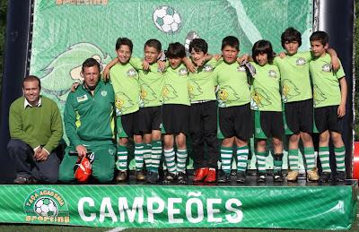 Escolas B: Taça Academia Sporting I