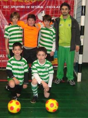 Escolas: V Torneio Indoor