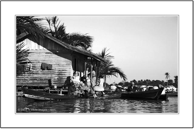 jukung boats