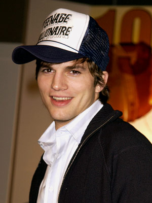 ashton kutcher killers hairstyle. ashton kutcher killers