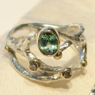 smykkedesign af ring