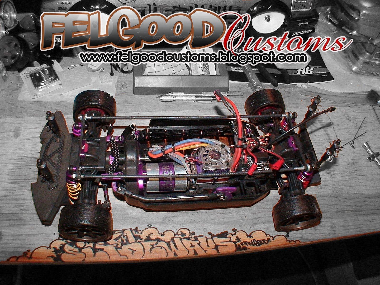 HPI E10 Drift