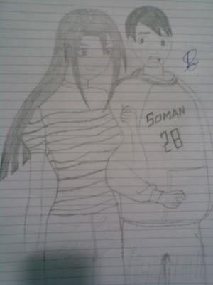 anime drawings. anime drawings in pencil.