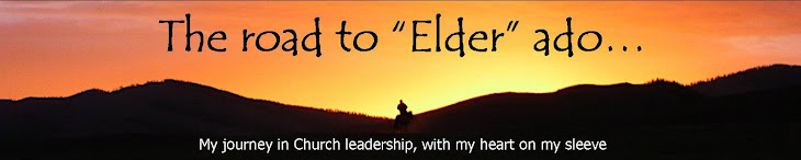 "The Road to ""Elder"" ado"