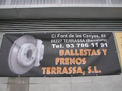 BALLESTAS Y FRENOS TERRASSA