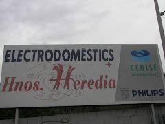 ELECTRODOMESTICS Hnos. Heredia