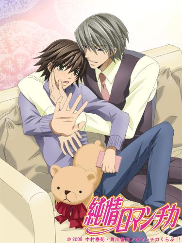 Anime Yaoi Fc  Junjou+romantica