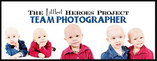 The Littlest Heros-- Team Photographer