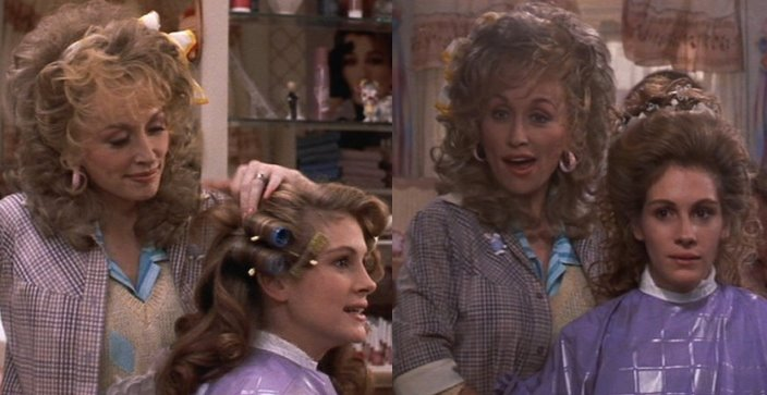 the overview of of steel magnolias an all female ensemble cast A stellar cast of actresses including sally field, shirley maclaine, olympia dukakis, dolly parton, daryl hannah and julia roberts (in the role that made her a star) comes together in director herbert ross's steel magnolias (1989.