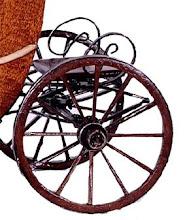 Detalle de una rueda