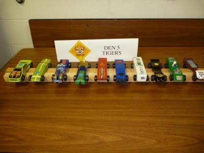 Savor The Days Pinewood Derby Car Race