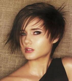 Short Layered Hairstyles 2010