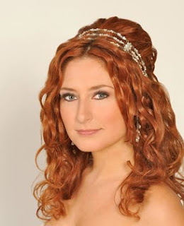 Avante Garde Wedding Hairstyle