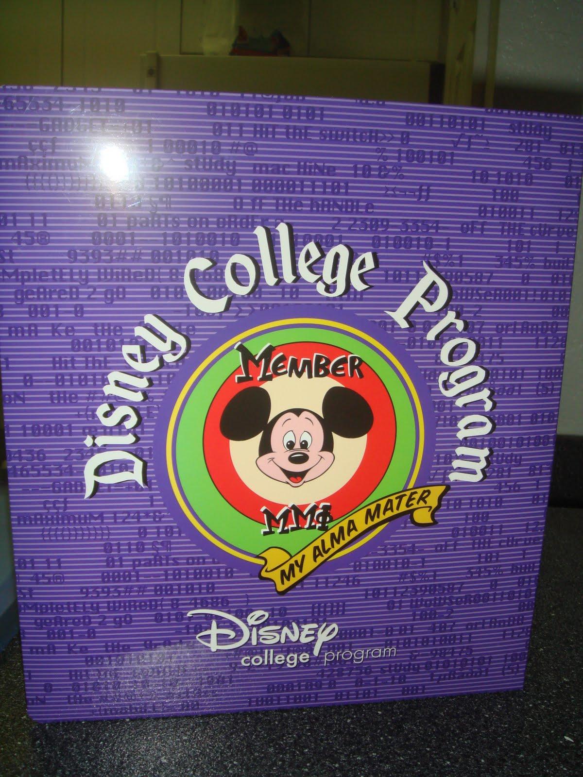 Dreaming Disney College Program Collegiate Courses