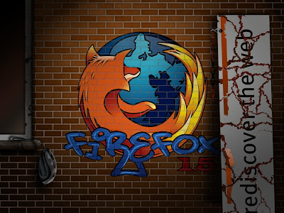 Exlusive Graffiti firefox