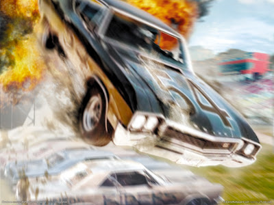 Action stuntman car,hight speed,car wallpaper,jump car,