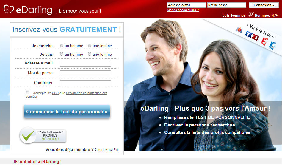 E darling.fr site de rencontre