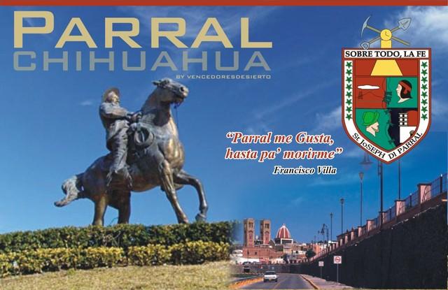 Parral Chihuahua Mexiko