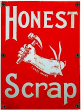 My Honest Scrap Award From Angela