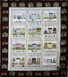 Вышиваем Календарь