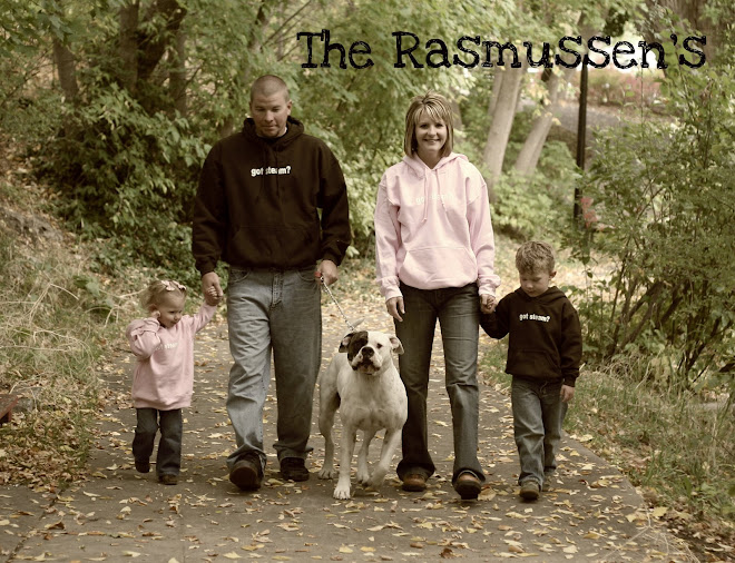 The Rasmussen's