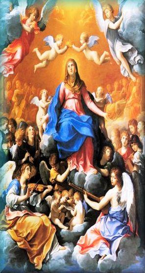Uznesenje Marijino na Nebo