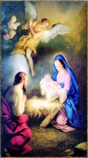 Rođenje, Isusa u Betlehemu